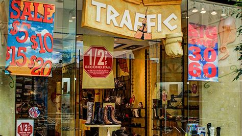 traffic shoe store traffic shoes has filed for bankruptcy racked miami