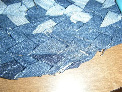 braided denim rug braided denim rag rug
