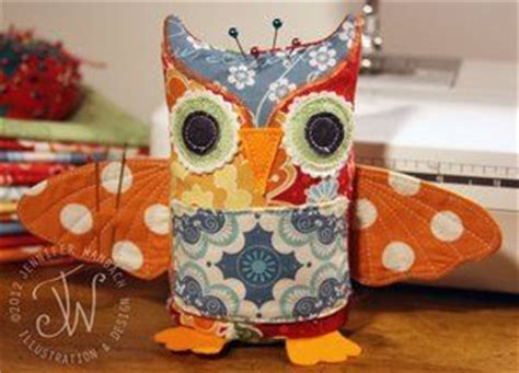 owl pincushion template the world s catalog of ideas