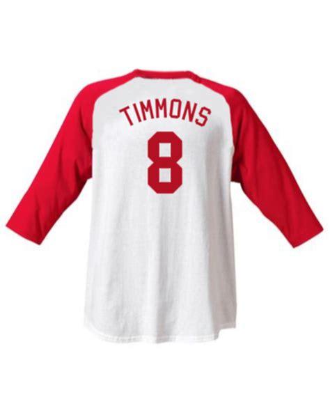 Jersey Shirts Timmy Timmons Sl Jersey T Shirt