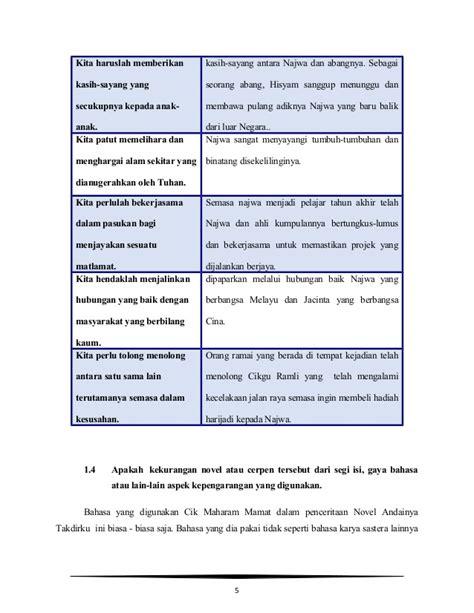 contoh membuat makalah novel contoh novel pendidikan remaja contoh novel pendidikan