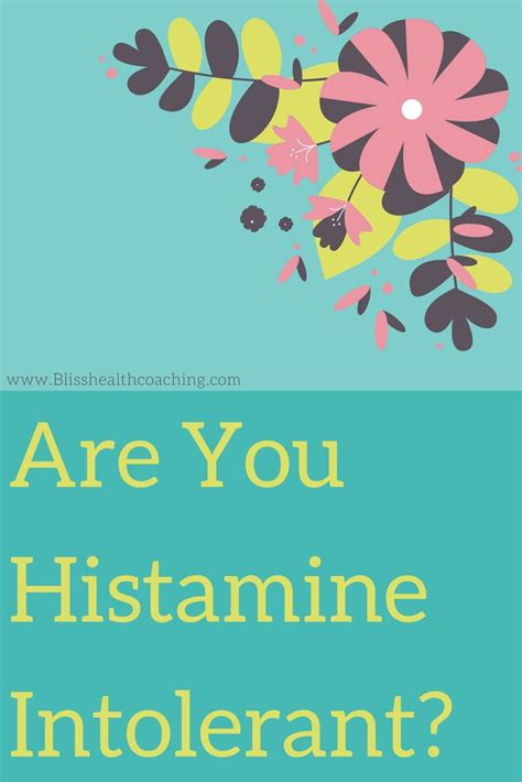 Histamine Detox Symptoms by 208 Best Histamine Intolerance Mast Cells Images On