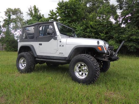 Jeep Wrangler Tj 2006 2006 Jeep Wrangler Tj 4x4 Truck Works