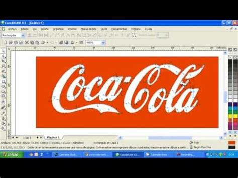 tutorial corel draw x6 vectorizacion tutorial corel draw vectorizacion r 225 pida doovi