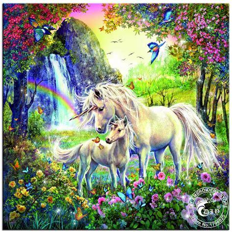 pony unicorn 5d diamond diy embroidery painting cross 5d diy diamond embroidery animals diamond mosaic unicorn