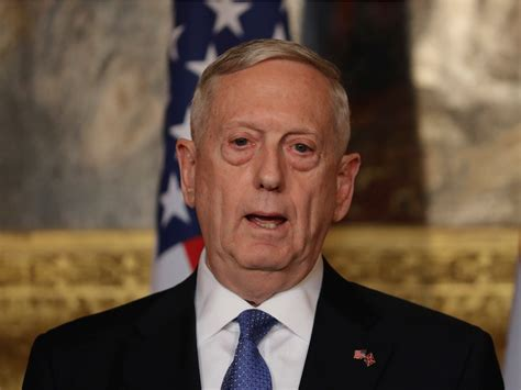 james mattis syria mattis syria would be ill advised to use chemical
