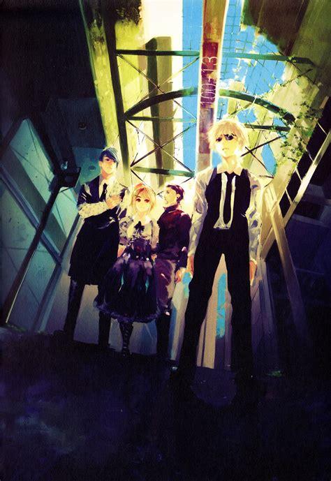 tokyo ghoul zakki ishida sui zerochan anime image board