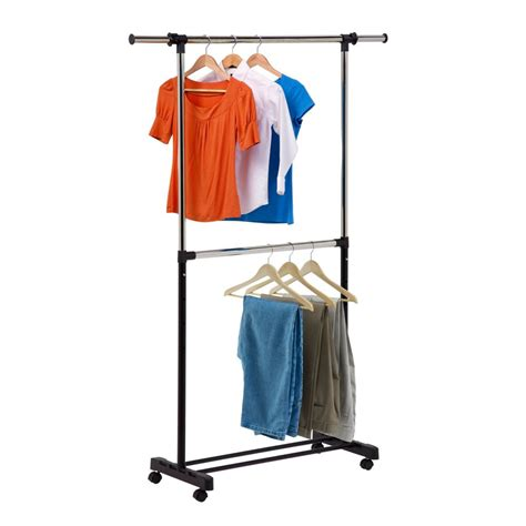 closetmaid expandable closet rod closetmaid closetmaid impressions 30 in 48 in satin