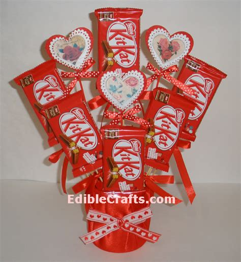 edible valentines gifts for him centerpiece gift familycorner forums