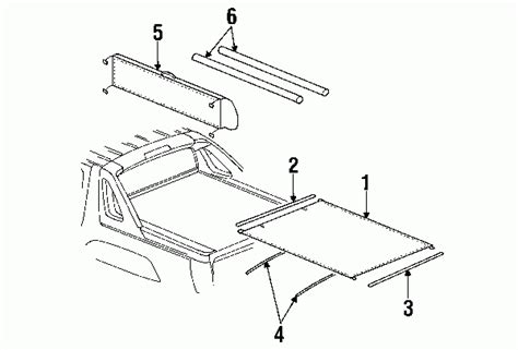 2002 chevy avalanche parts diagram 2007 chevrolet avalanche tailgate parts imageresizertool