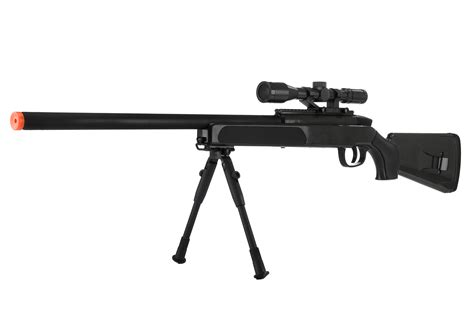 Airsoft Gun Cyma Zm51 Mk51 cyma airsoft mk51 bolt sniper rifle black