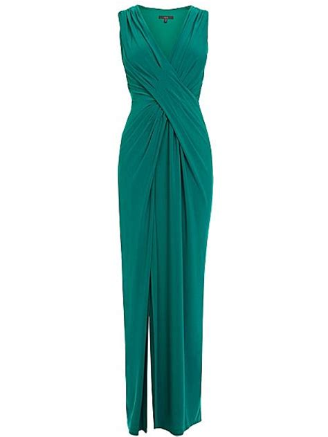 Maxi Green Mona coast mona jersey maxi dress black house of fraser