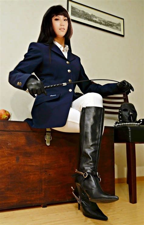 mistress leather riding boot 67 best asian dom s mistresses images on pinterest
