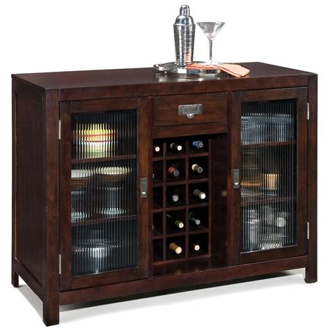 Coffee Bar Cabinet Home Styles City Chic Bar Cabinet Espresso 172179 Kitchen Dining At Sportsman S Guide