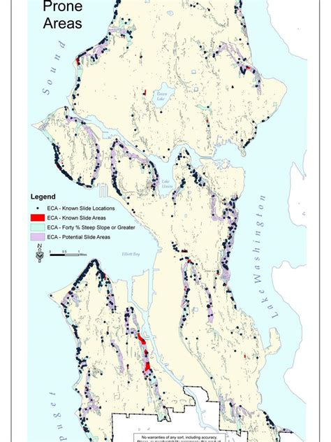 seattle landslide map uw prof your geology to understand seattle region s