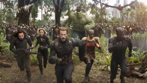 infinity war trailer has arrived and it s