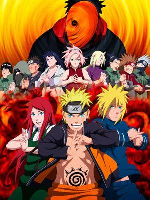 film naruto a regarder affiche du film naruto le film road to ninja affiche