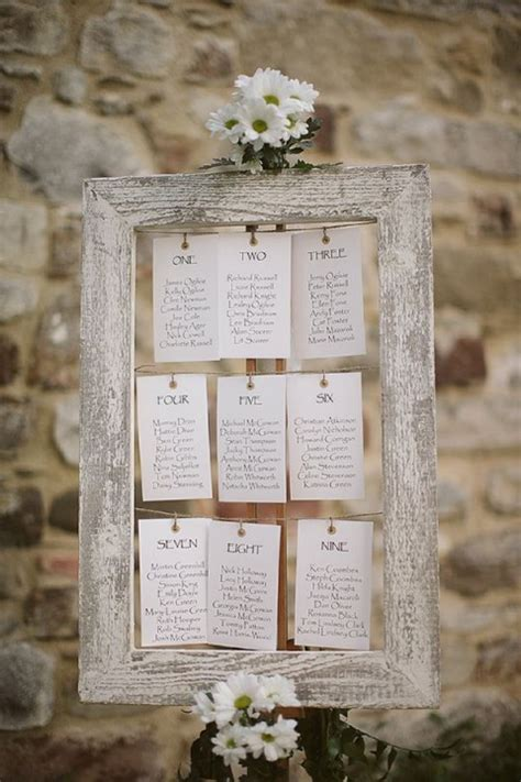 Wedding Table Seating by 107 Original Wedding Seating Chart Ideas Happywedd