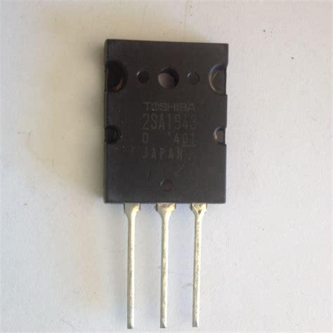 Transistor 2sa 1943 2 Sc 5200 transistores 2sc5200 y 2sa1943 toshiba nuevos originales par 90 00 en mercadolibre