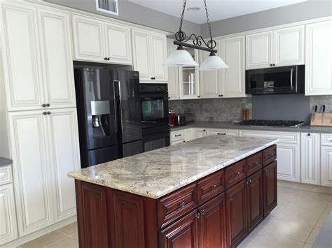 antique white cabinets with grey walls best of kitchens