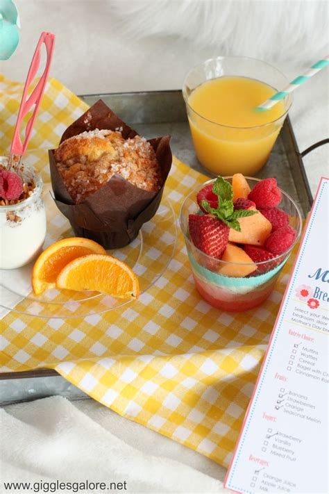 mother s day breakfast in bed sweet mother s day breakfast in bed ideas