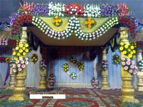 decoration images kalyana mandapam by aamani flower decoration works