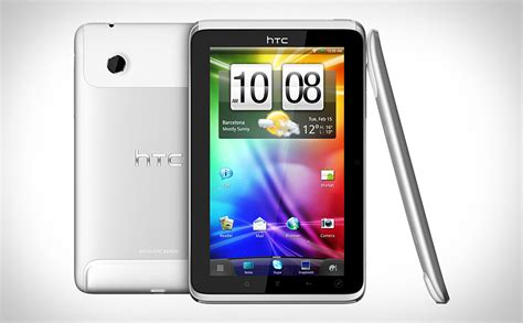 Tablet Android Htc htc flyer android tablet review