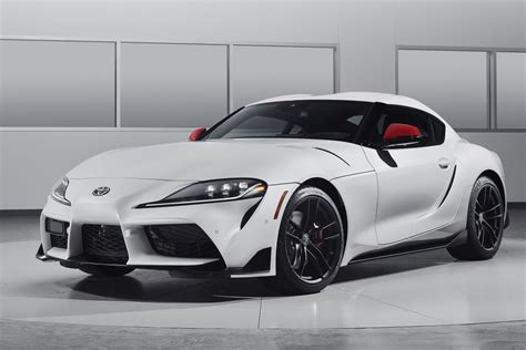 Toyota Supra 2019 by Toyota Supra 2019 Premi 232 Res Sp 233 Cifications Officielles
