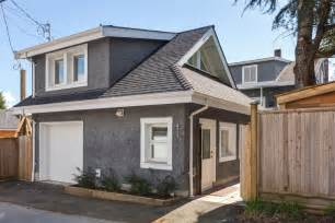 Small Homes With 2 Car Garage On Foundation Little Laneway House