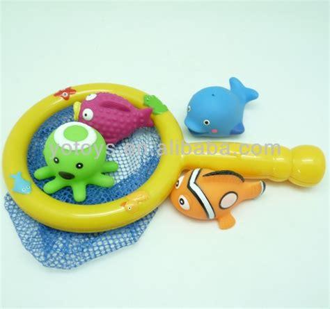 bathtub net for toys baby bath toy squirts sea animal fish net toy set buy fish net toy set fishing set