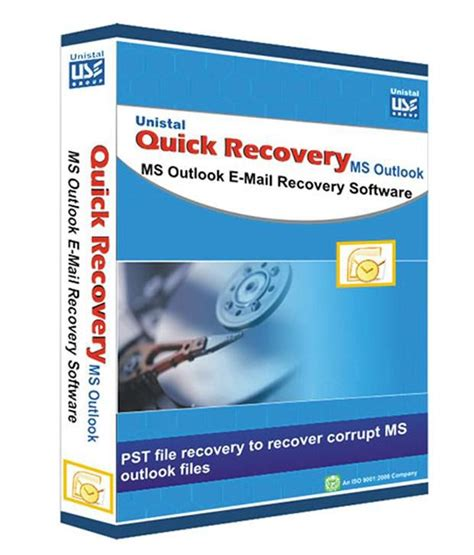 microsoft outlook best price unistal recovery for microsoft outlook mails ms
