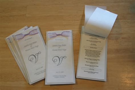 templates for wedding programs wedding program templates on