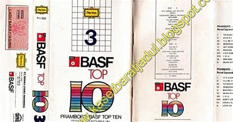 Kaset Elvis The Best Of Kaset Barat Jadul Kabar Dul Prambors Basf Top Ten Perina