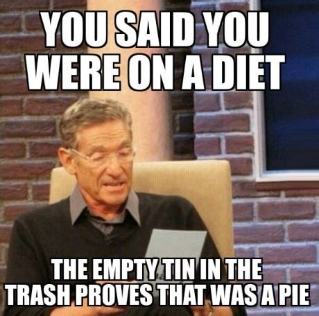 On A Diet Meme - fun diet memes to lift your spirits up myfitnesspal com