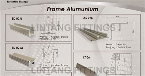 Roda Pintu Sliding Pintu Sorong Huben Sd 12 T1910 1 frame aluminium huben dan profile handle huben lintang fittings