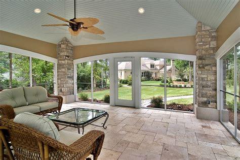 enclosed backyard backyard pavilion