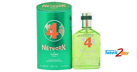 Parfum Lomani Network 4 For Edt 100ml 100 Original Box lomani network 4 perfume for 100 ml edt