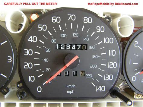 Volvo Speedometer Repair by Volvo 700 900 Speedometer Repair