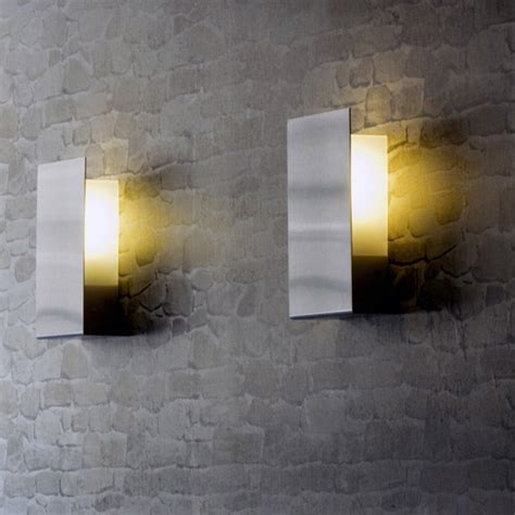 Modern Outdoor Lights Contemporary Modern Stainless Steel Fluorescent Outdoor Light In Minimal Rectangular Form