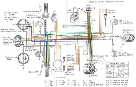 suzuki ts 250 wiring diagram