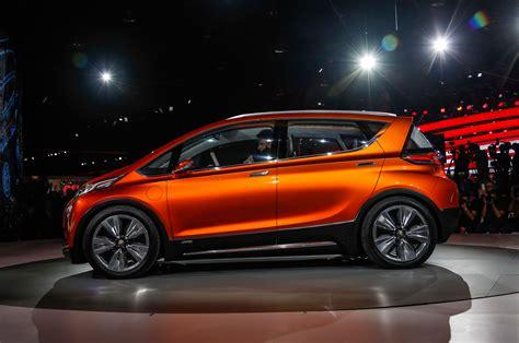 Chevrolet Ev 2015 Chevrolet Bolt Ev Concept Side Profile Photo 17