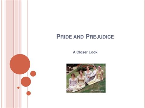 themes of pride and prejudice slideshare pride and prejudice