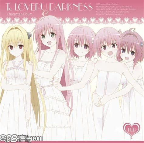 anime xdcc packlist to loveru darkness character album anime sharing lossless