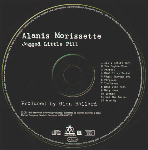 ironic alanis morissette testo alanis morissette jagged pill 1995 alanisjunkie