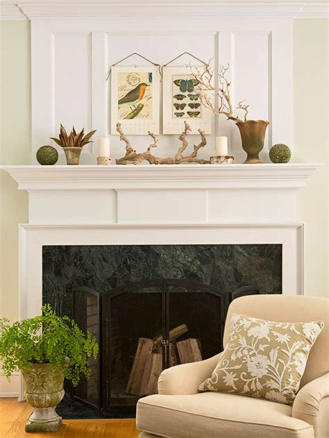 Mantle Decoration by 30 Fireplace Mantel Decoration Ideas