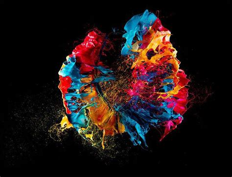 colors painting hd ultra slow motion images and wallpapers free download