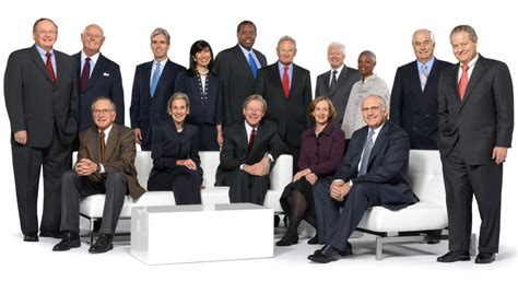 The Directors by Ge 2009 Annual Report Board Of Directors Risk Management
