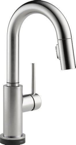 delta 9959t cz dst trinsic single handle pull down bar 9 z1cheap special best delta faucet 9959t ar dst trinsic