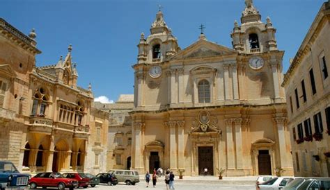 Yellow Walls by Mdina The Silent City Historic Cities Malta Culture Guide