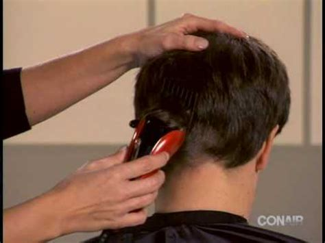 women haircutting in prison popular men s hairstyle made easy by conair how to video